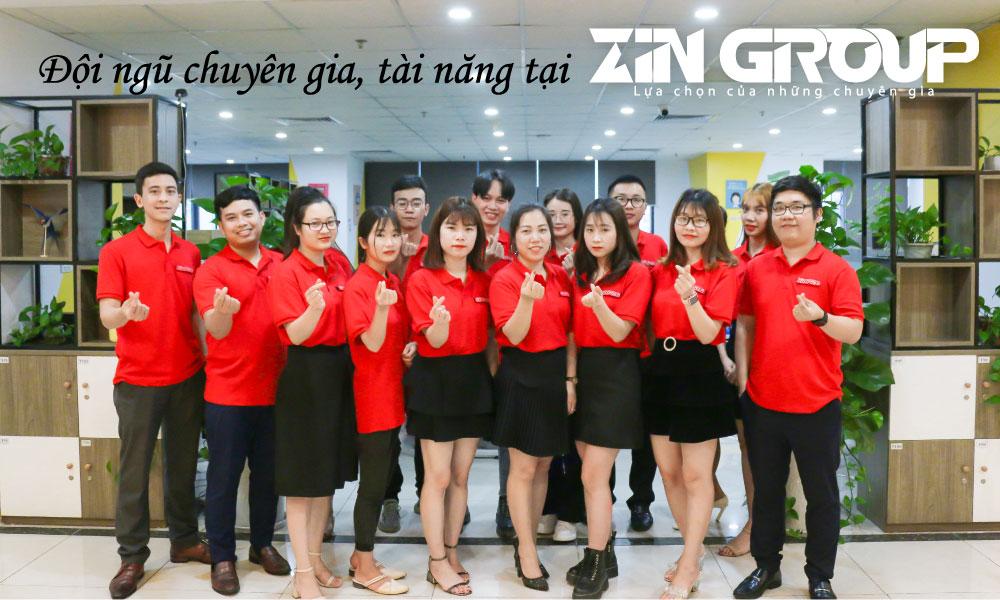 Zin Group - Nơi Hội Tụ Các Chuyên Gia Tài Năng